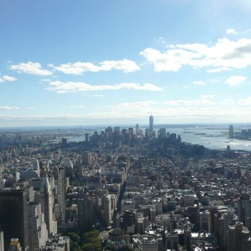 Partie 1 : Empire State Building, Wall Street et Brooklyn