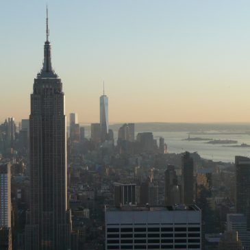 New York en 10 jours, le bilan